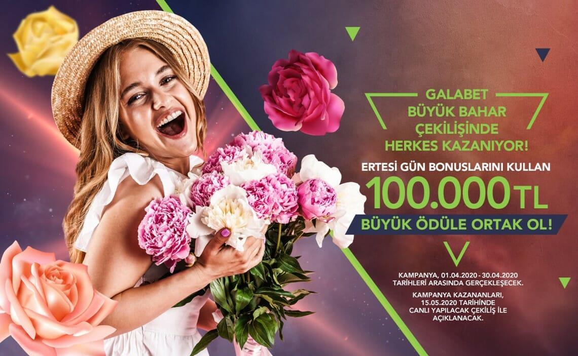 Photo of GALABET BÜYÜK BAHAR ÇEKİLİŞİ