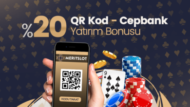Photo of %20 QR-Cepbank Yatırım Bonusu